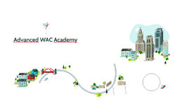 Advanced WAC Academy
