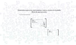 Dimensionamento de reservatórios e reserva técnica de incênd