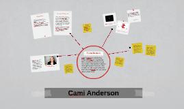 Cami Anderson