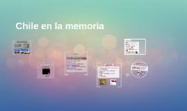 Chile en la memoria (cont)