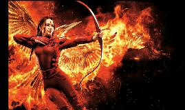 Katniss Everdeen: The Girl on Fire