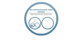 Arts & Entertainment PR