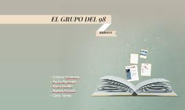 EL GRUPO DEL 98