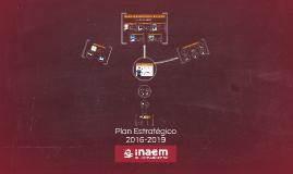 Copia de Plan Estratégico INAEM 2016-2019