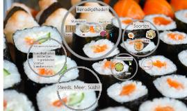 Steeds. Meer. Sushi!