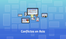 Copy of Conflictos en Asia