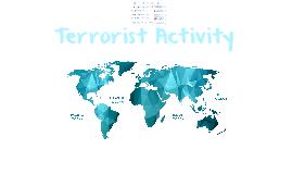 Terrorist Activity