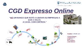 CGD Expresso Online