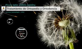 Tratamiento de Ortopedia y Ortodoncia