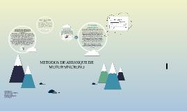 Copy of Copy of METODOS DE ARRANQUE DE MOTOR SINCRONO