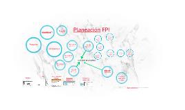 Planeación FPI