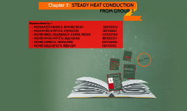 Chapter 3 : STEADY HEAT CONDUCTION