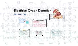 Bioethics: Organ Donation