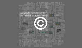 Copyright for Educators: