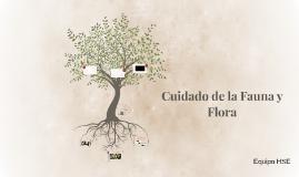 Cuidado de la fauna y flora