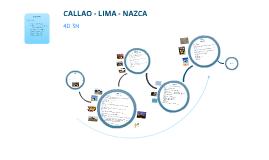 Copy of TOUR CALLAO-LIMA-NASCA