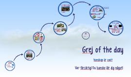 Grej of the day - Kinesiska muren