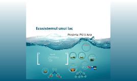 Copy of Biotopul si bioceneza unui lac