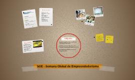 SGE - Semana Global de Empreendedorismo