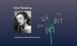 Copy of Doris Humphrey