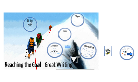 Reaching the Goal - Great Writing