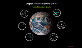Chapter 27: Economic development