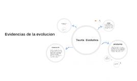 teoria evolutiva