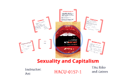 Sexuality and Capitalism