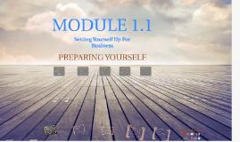 Revised TVAA Module 1.1
