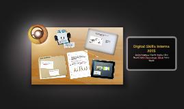 Digital Interns 2015 presentation