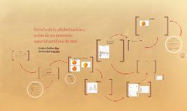 Estudio de la alfabetización a través de un protocolo notari