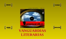 Vanguardias literarias