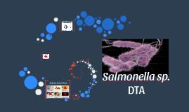 Copy of Salmonella DTA