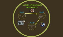 Copy of LAS 3 REVOLUCIONES INDUSTRIALES
