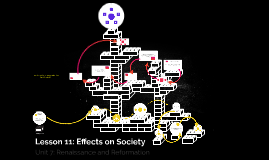 Lesson 11: Effects on Society