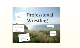 Copy of The Art of Professional Wrestling