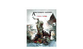 De Amerikaanse revolutie (1773-1783)