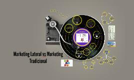 Marketing Lateral vs Marketing tradicional
