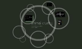 Poseidon Issue - Animal Cruelty