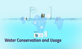 Water Conservation and Usage