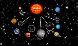 Copy of El Sistema Solar : Unidad Didáctica