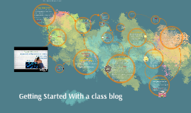Revisiting the Classroom Blog