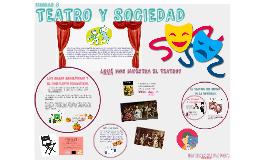 TEATRO Y SOCIEDAD