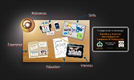 Copy of Tecnología Auxiliar en Odontologia