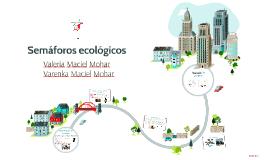 Semáforos ecológicos