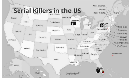 Serial killers in the US