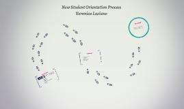 New Student Orienation Process