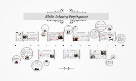 Media Industry Employment