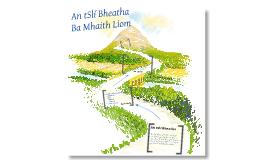 An tslí bheatha ba mhaith liom