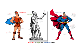 Copy of Grecian vs Epic vs Modern Hero